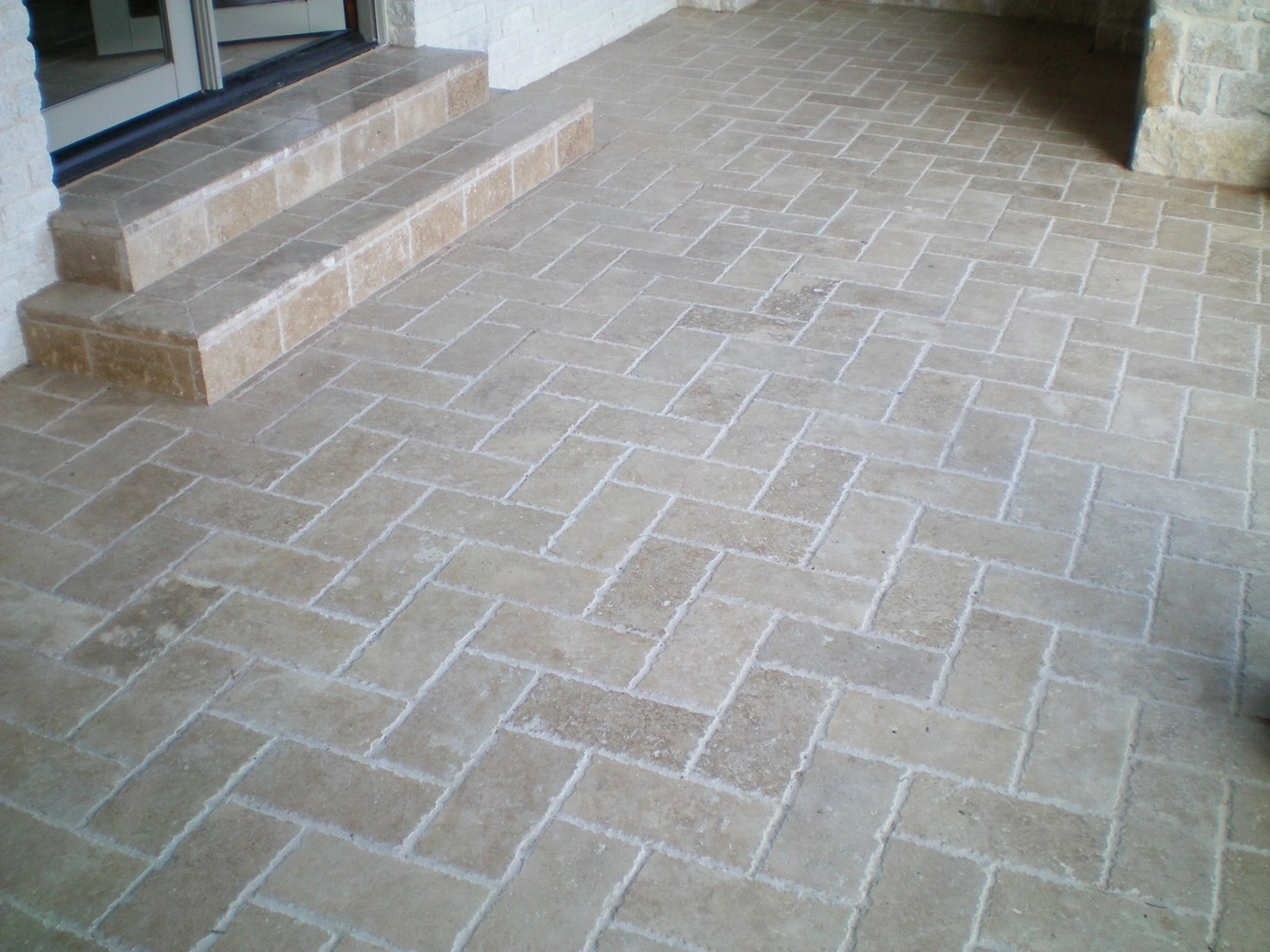 Patio Natural Stone Shelton Tile